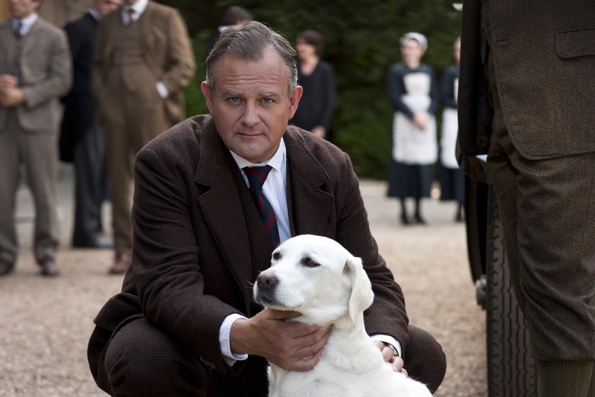 Downton Abbey - Series 4 - Hugh Bonneville Online