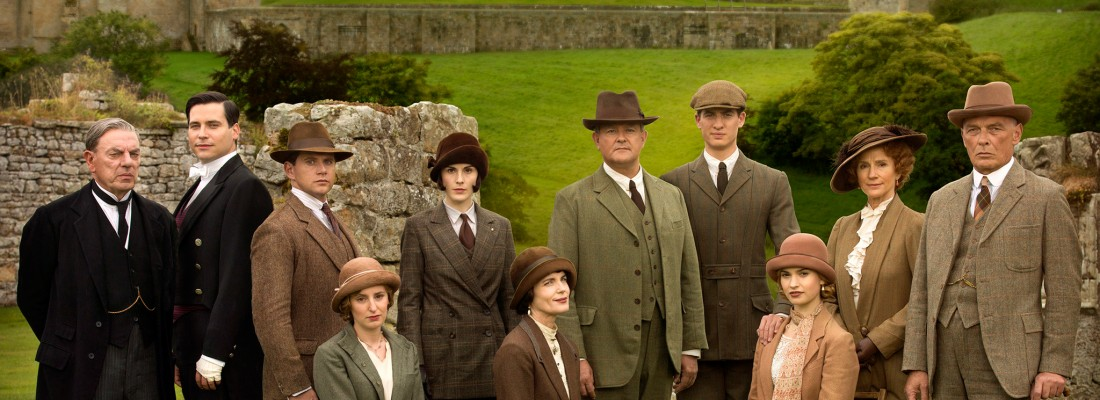 Downton Abbey - S05 - The Complete Season 5 torrent