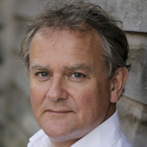 Downton Abbey star Hugh Bonneville becomes a WaterAid ambassador