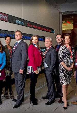 W1A: BBC staff admit comedy is close enough to the real thing to be completely believable