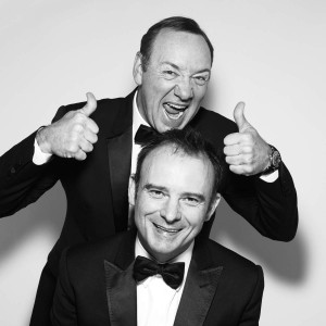Stars praise Kevin Spacey's Old Vic reign