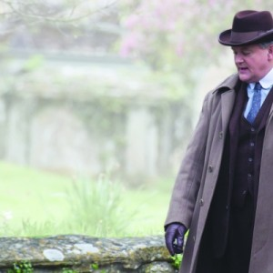 "Hugh Bonneville says ""goodbye"" to Downton Abbey and ""hello"" to Viceroy's House"