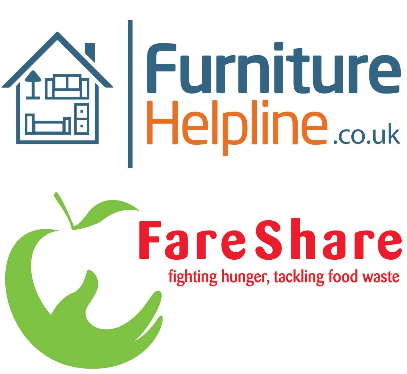 Furniture helpline and fareshare furnihelp fareshareuk for Furniture helpline