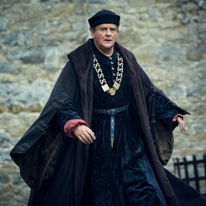 Hugh Bonneville plays Gloucester