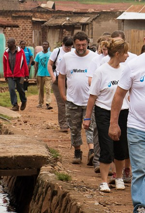WaterAid: Our water industry partners