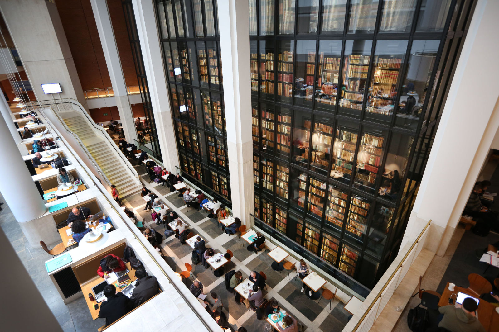 The British Library (© Getty)