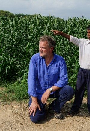 'Now I know how toilets save lives' – Hugh Bonneville