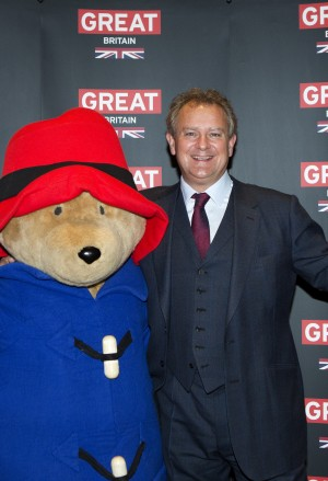 Hugh Bonneville: My Afternoon with Michael Bond Worthy of a Paddington Tale
