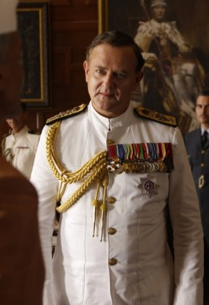 """He took the bait and accepted the post"" – Partition: 1947 actor Hugh Bonneville on the real life Lord Mountbatten"