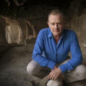 From Downton to Jerusalem: Hugh Bonneville searches for Jesus in new documentary