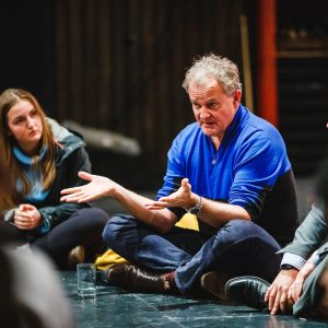 Drama Masterclass with Hugh Bonneville