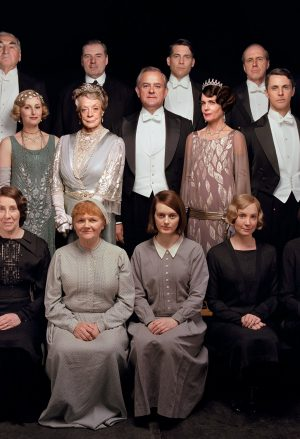 Exclusive: The Downton Abbey Cast Reunites for a First Look, Plus New Details on the Film