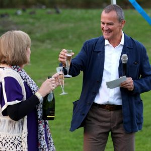Downton Abbey star joins celebrations as iconic museum turns 50