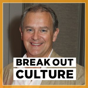 Break Out Culture Podcast: Hugh Bonneville